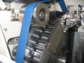 Horizontal Disc Grinder