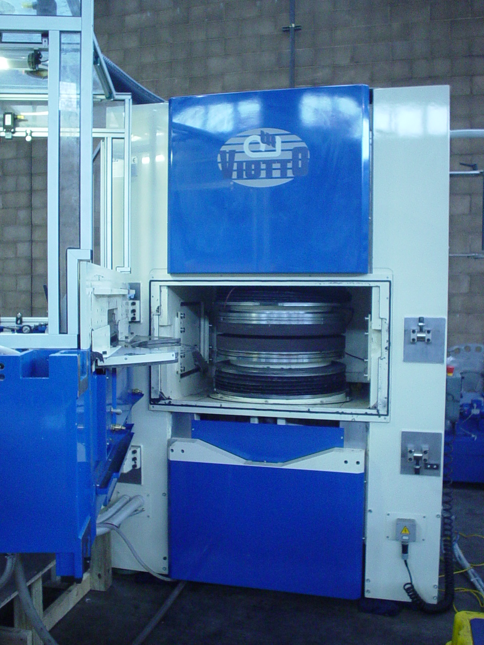 VIOTTO 760 Electro-Spindle Version