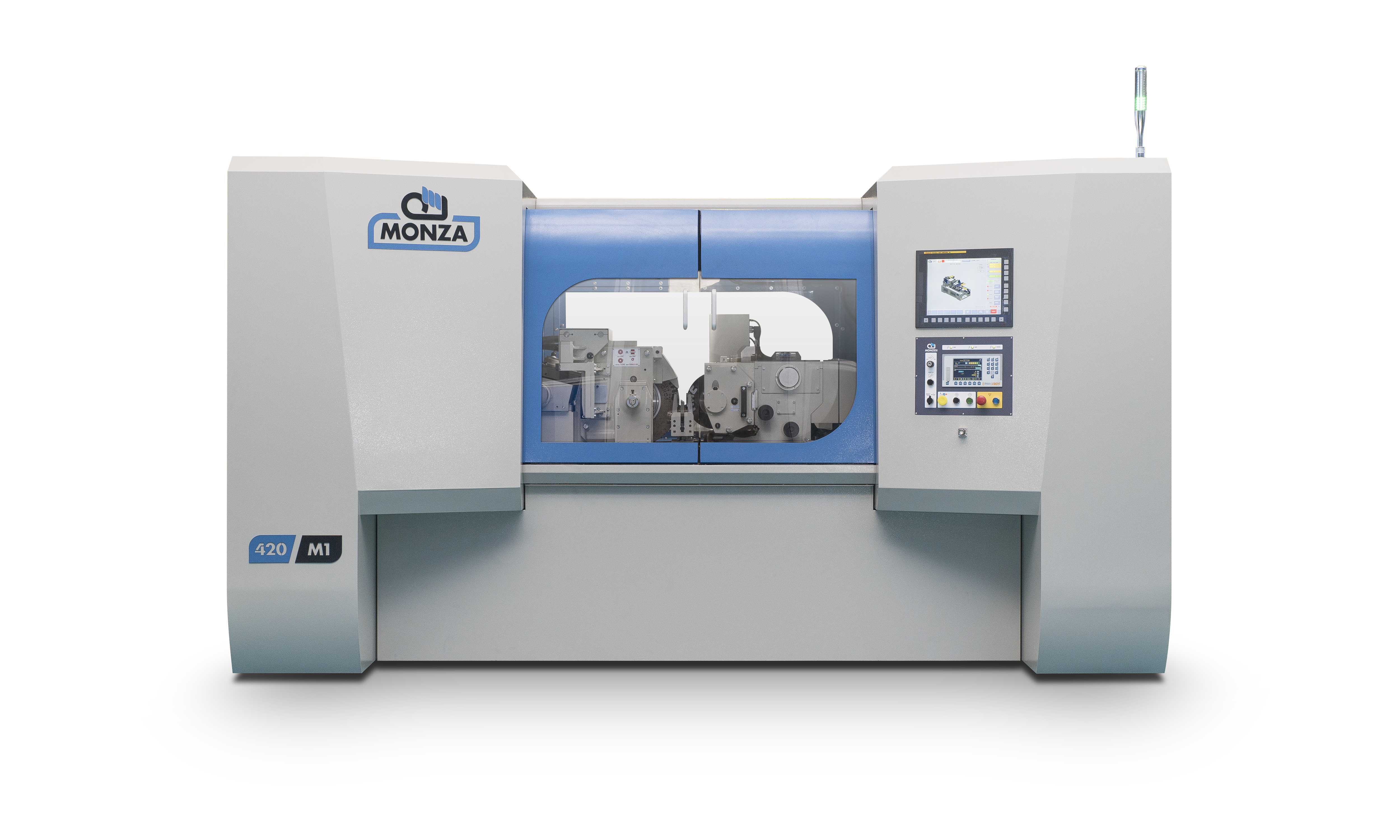Monzesi Group North America: World Class CNC Grinding Solutions